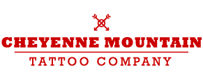 Cheyenne Mountain Tattoo